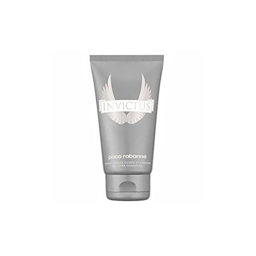 ギャングスター冷酷なコンパイル[Paco Rabanne ] 男性のためのパコラバンヌのInvictusシャワージェル - 150ミリリットル - Paco Rabanne Invictus Shower gel for Men - 150ml [並行輸入品]