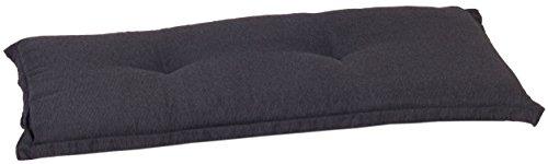beo P112 Ascot BA2 Saumkissen für hochwertig und pflegeleicht, hoher Sitzkomfort 2-er Bank circa 100 x 46 cm, circa 6 cm dick