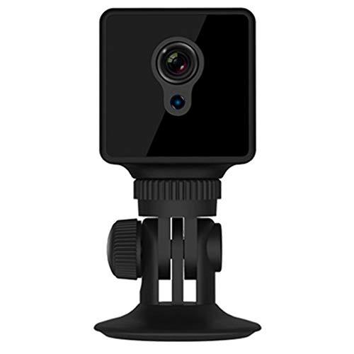 Mogzank S8 CáMara IP de Seguridad para el Hogar Wi-Fi CáMara de Red InaláMbrica Vigilancia Wifi VisióN Nocturna Monitor de Bebé en Funcionamiento