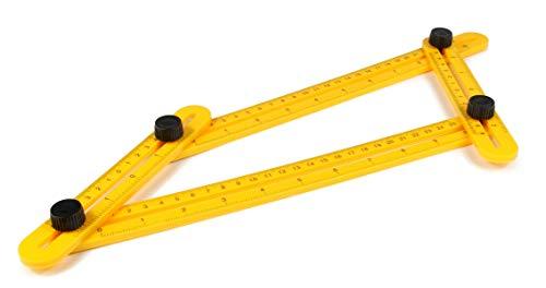 ZADAWERK® Werkzeug - Winkelschablone - Multi-Tool - Pflaster, Fliesen, Laminat