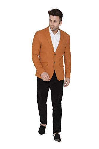 WINTAGE Men's Wool Casual and Festi…