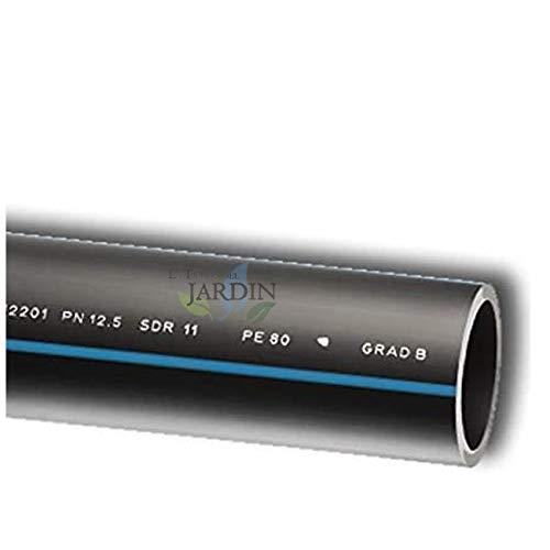 PE Rohr Trinkwasser PN12,5 DVGW Durchmesser 32mm, Rollenlänge 100m