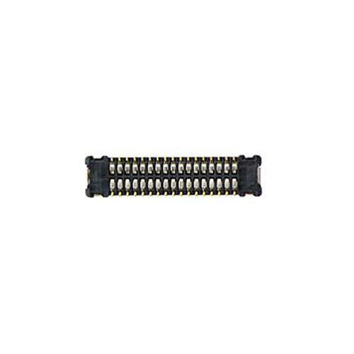 Best Shopper - Replacement Plus LCD Screen J4502 FPC Connector Replacement 40 Pins Compatible with iPhone 7