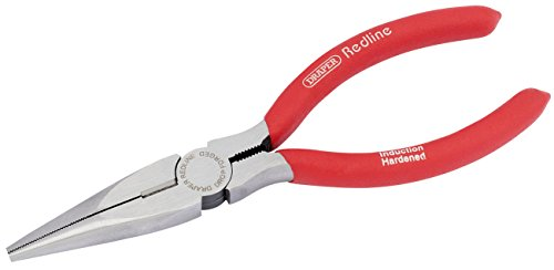 Draper Redline 67869 160 mm alicates de punta larga revestimiento de PVC