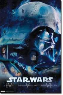 Star Wars Blu Ray Original