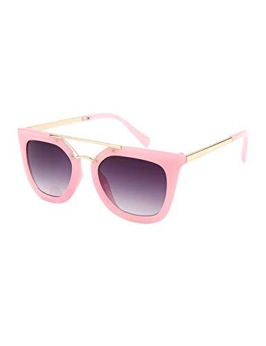 besbomig Occhiali da Sole Occhi di Gatto per Bambini - Moda Stile Protezione UV400 Eyewear Cornice Flessibile Sunglasses per Ragazze Ragazzi Costume