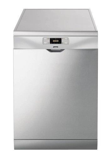 Smeg LSA6446X2 Lave Vaisselle Standard Pose Libre 13 Couverts 46 dB Classe: A+