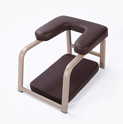 Learn More About Yoga inverted chair, yoga auxiliary training stool, steel tube + PU material invert...