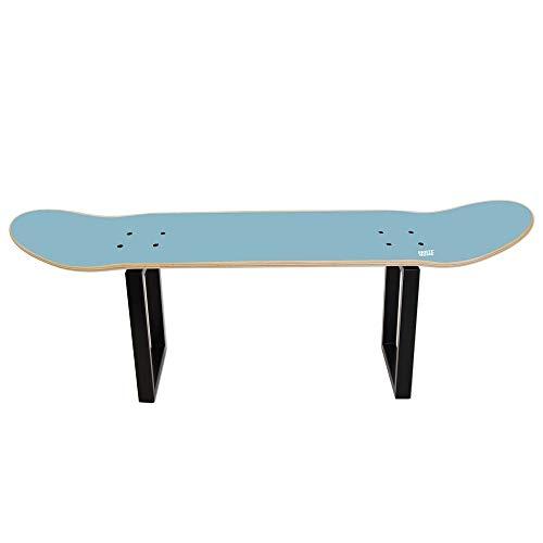 Skater Geschenk für EIN einzigartiges Skateboarder, Hocker Skate Blau