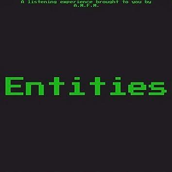 Entities (feat. RowLow, AZ Aleph1 & Garcia Giant)