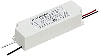 Inventronics 35W 820mA 30-42Vdc Constant Current TRIAC Dimmable LED Driver Power Supply - LLC-040S082RSP