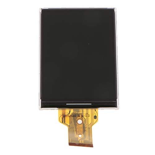 P Prettyia Pantalla LCD con Parte de Repuesto de Luz de Fondo para Nikon Coolpix p510 l310 Cámara Digital