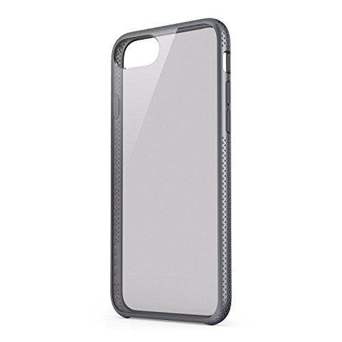 Belkin F8W735btC00 - Funda Air Protect SheerForce en TPU con technologia Impact, para iPhone 6 Plus/6S Plus, Color Gris Espacial