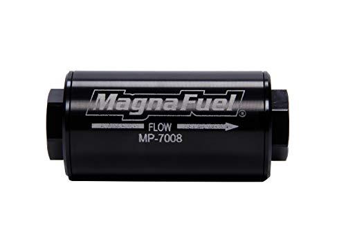 Magnafuel MP-7008-BLK Fuel Inline Filter
