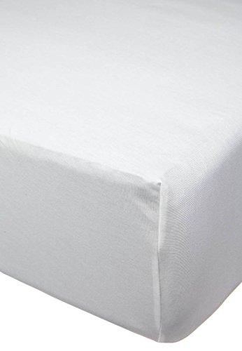 Clinotest Jerseyspannbettlaken, Bettlaken/Spannbetttuch/Laken, 90/100x200 cm, in verschiedenen Qualitäten (180 gr/m²)