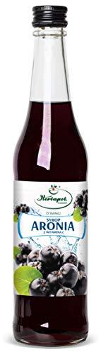 Herbapol w Krakowie SA Sirup Aronia mit Vitamin C 420 ml