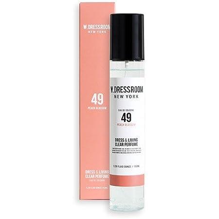 W.DRESSROOM Dress & Living Clear Perfume 150ml/ダブルドレスルーム ドレス&リビング クリア パフューム 150ml (#No.49 Peach Blossom) [並行輸入品]