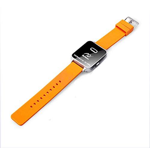 DAGCOT Alarmas personales Reloj, Alarma de Emergencia al Aire Libre Banda de Pulsera SOS Emergencia Autocenden Alarma Pulsera para Mujeres Nios Ancianos Noche Aventurero