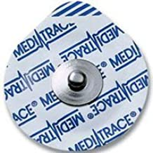 4990621 PT# 31439725 Electrode EKG/ECG Medi-Trace Foam Ped Mini 133 Series 20x3/Bx Made by Covidien
