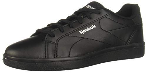 Reebok Royal Complete CLN2, Zapatos de Tenis Mujer, Multicolor (Negro/Plamet/Negro), 39 EU