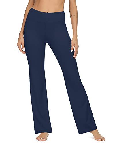 TITLE_VIISHOW Women's Boot-Cut Yoga Pants