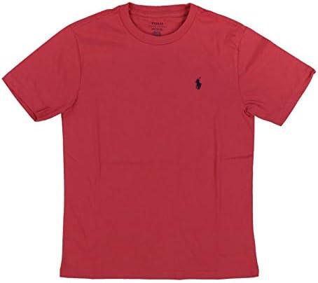 Polo Ralph Lauren Boy s Crew Neck T Shirt 18 20 Nantucket Red product image