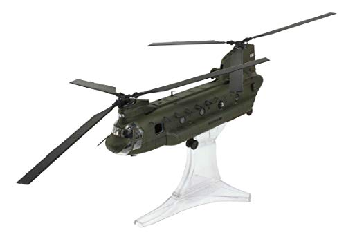 1: 72 Scale Ch-47D Chinook Heavy Lift Helicopter, Us Army
