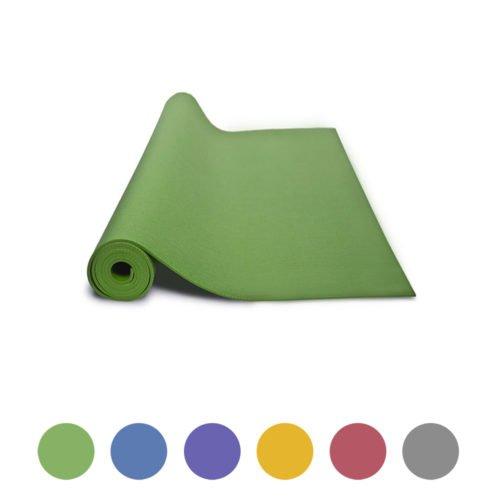 Krabbelmatte Eco® Grün Für Babys 120 x 120 cm Hautfreundliches Pflegeleichtes Material mit Perfekter Dämpfung Vielseitig einsetzbar Öko-Tex Zertifiziert in Deutschland hergestellt