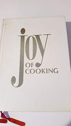 1975 Edition Joy of Cooking, the All purpose Cookbook