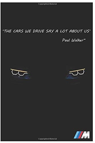 The cars you drive say a lot about us Paul Walker': NoteBook 6:9 High Quality
