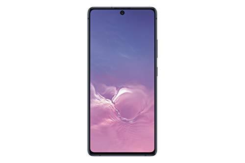 Total Wireless SAMSUNG Galaxy S10 Lite 4G LTE Prepaid Smartphone (Locked) - Black - 128GB - Sim Card Included - CDMA (TWSAG770U1CP)