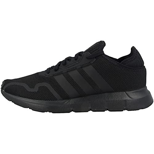 adidas Swift Run X, Sneaker Hombre, Core Black/Core Black/Core Black, 44 EU