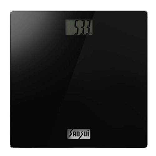 Sansui Digital Personal Human Body Weighing Scale, Bathroom...