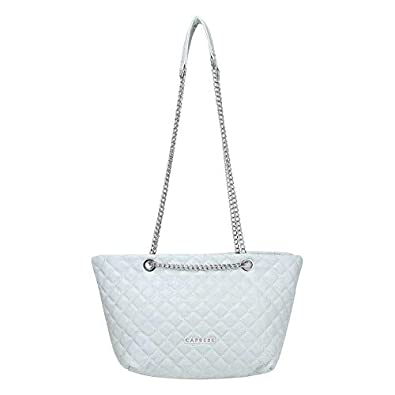 Caprese Girl's Albina Sling Large Handbag (Mt, Neo Aqua)