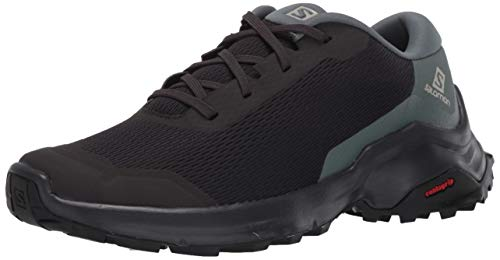Salomon X Reveal W, Zapatillas de Senderismo Mujer, Gris (Phantom/Balsam Green/Black), 38...