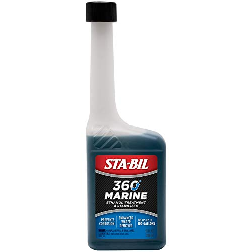STA-BIL 22241 10 oz 360 Marine Treatment and Fuel Stabilizer