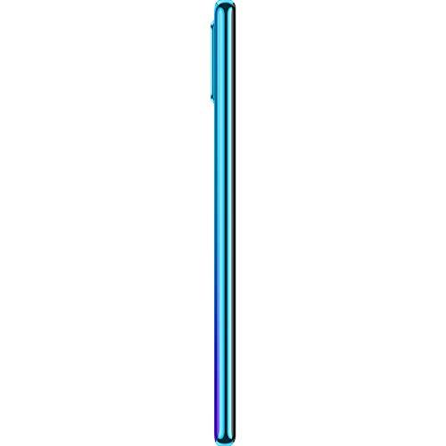 Huawei P30 Lite (Peacock Blue, 4GB RAM, 128GB Storage)