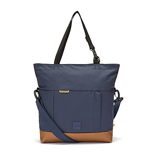 Pacsafe GO Anti Theft Tote Bag, Coastal Blue