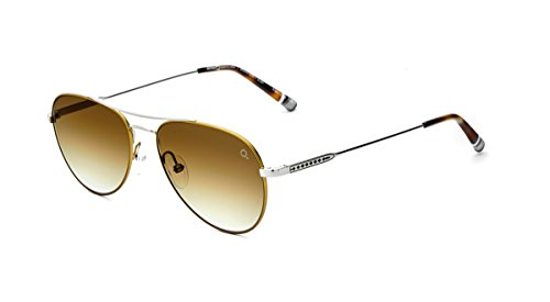 Etnia Barcelona Gafas de Sol BRERA SUN BROWN/BROWN SHADED 54/15/145 unisex