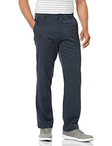 Amazon Essentials Men's Classic-Fit Stretch Golf Pant, Navy, 36W x 30L