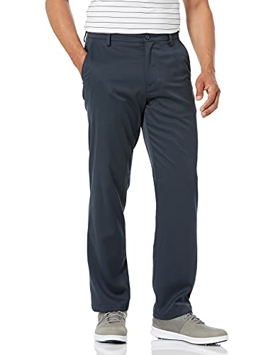 Amazon Essentials Men's Classic-Fit Stretch Golf Pant, Navy, 38W x 29L