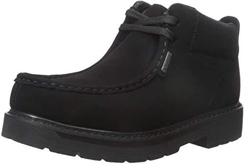 Lugz Men's Strutt LX Boot, Black/Gum, 11 D US