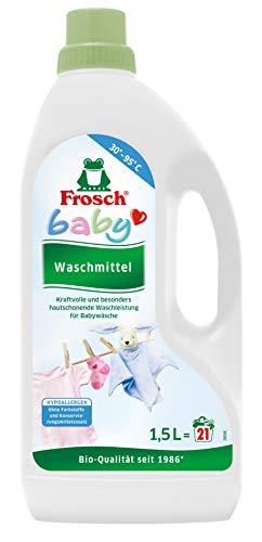 Frosch - Detergente Rana Baby, 1 unidad (21 Lavados)