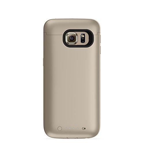 Mophie NA3257 - Carcasa compacta con batería para Samsung Galaxy S6 Edge,...