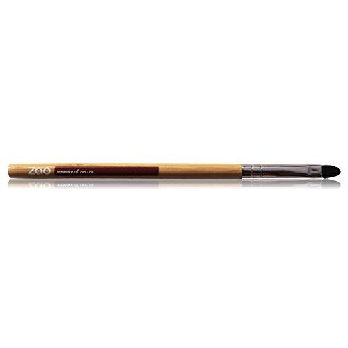 ZAO labbra-pennello piatto (Brush lip), in bambù, per labbra colore, correttore, vegan