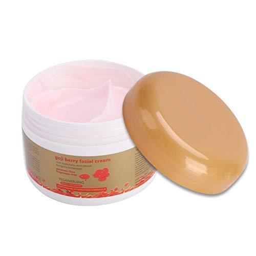 Goji Beere Anti-Aging Gesichts Creme Whitening Moisturizer Revitalisieren Antioxidans Tag/Nacht Creme