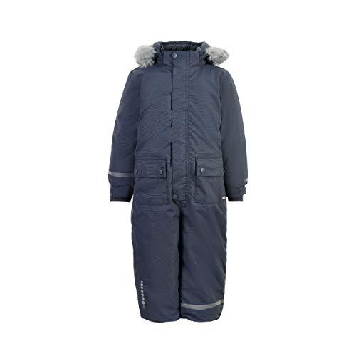 Minymo Schneeanzug Tussor ombre blue Größe 110