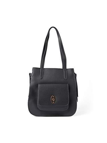 TOM TAILOR Damen Taschen & Geldbörsen Shopper Krystal schwarz/black,OneSize