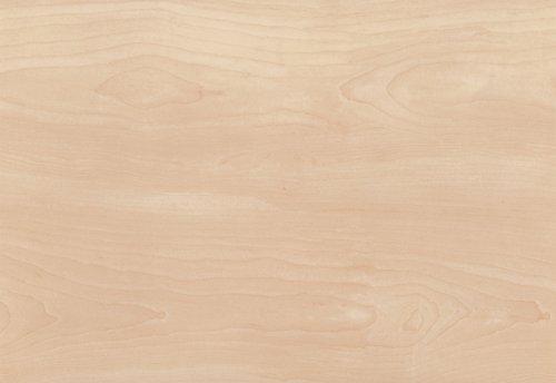 1 Paket (1,88 m²) PVC Bodenbelag / Vinylboden zum Klicken / HDF Klick - Kanadischer Ahorn