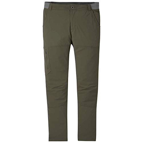Outdoor Research Men's Ferrosi Crag Pants, Fatigue, Medium